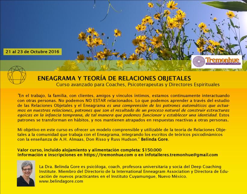 Eneagrama y TRO v4.0
