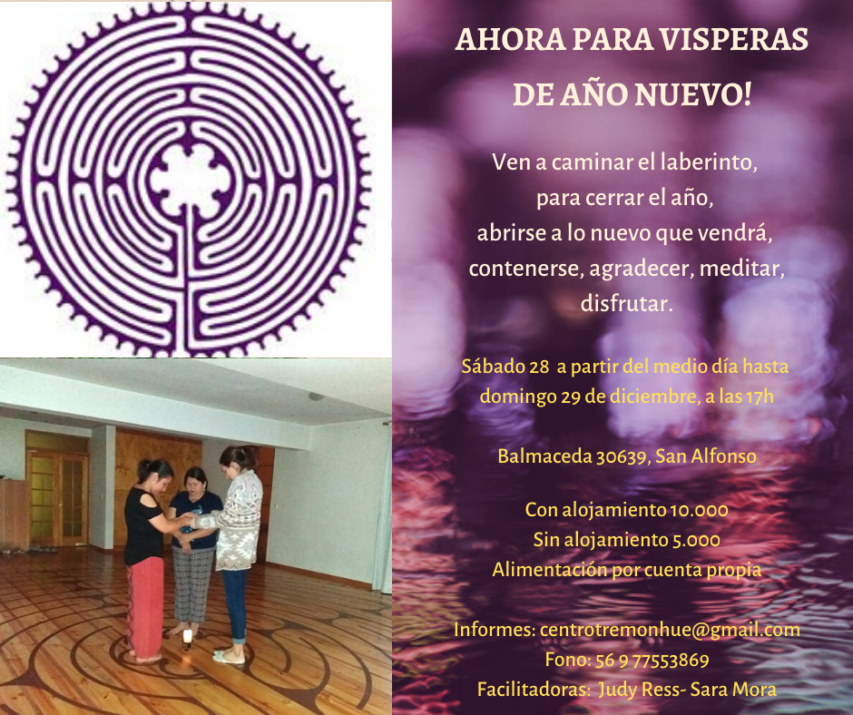 Invitación laberinto final